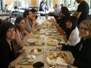 BTS STA - Repas des élèves au self - MFR Moirans