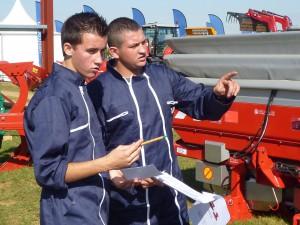 BTS TSMA - Matériels Agro-Equipement