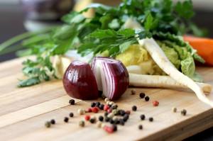 BTS Diététique - Choix de légumes diététique
