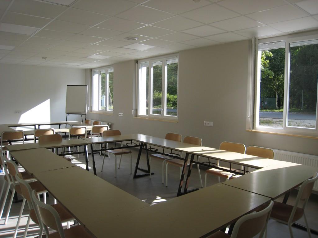 Salle d'étude