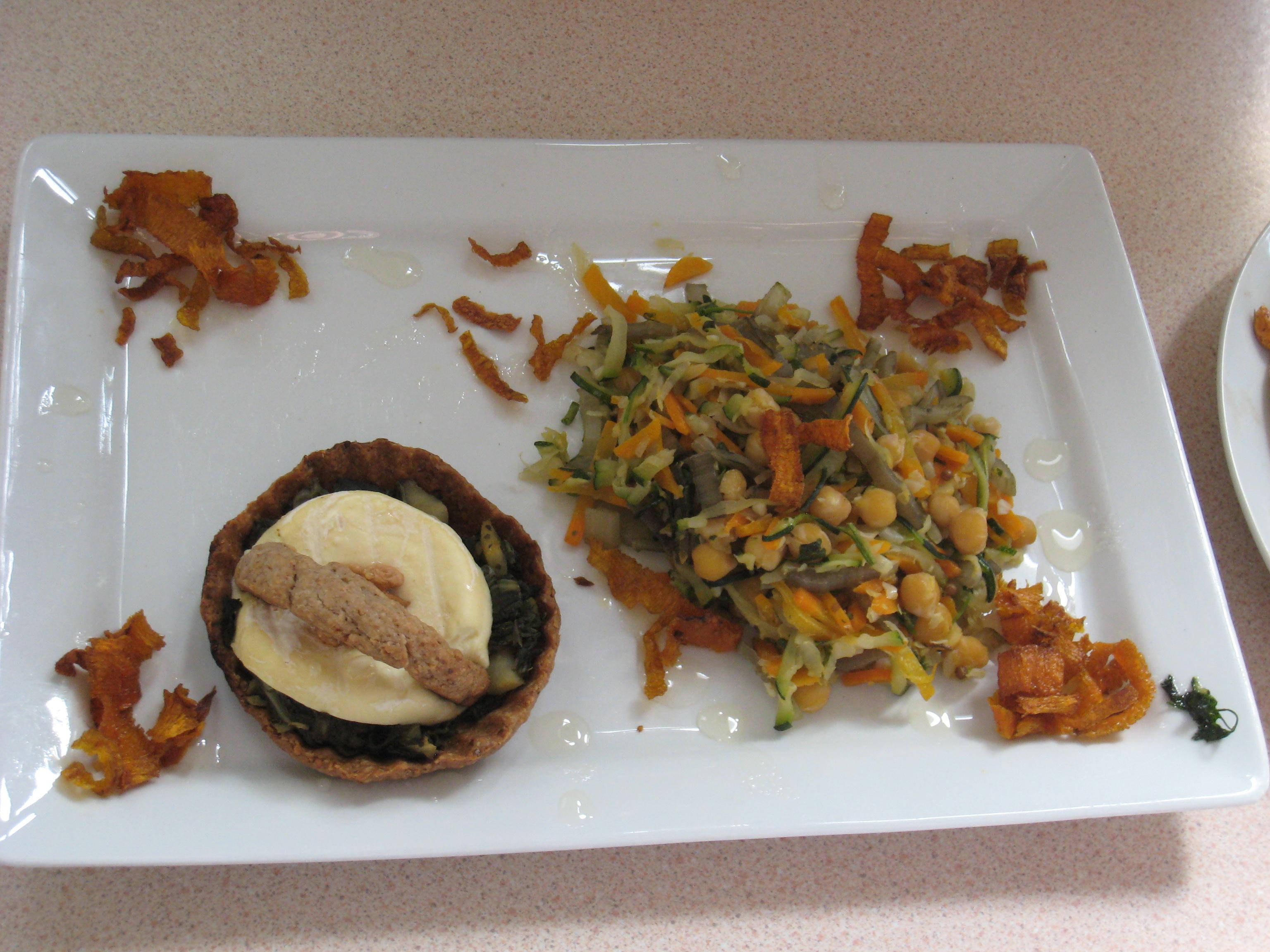 Concours de cuisine cologique ou comment se r galer avec - Formation courte cuisine ...